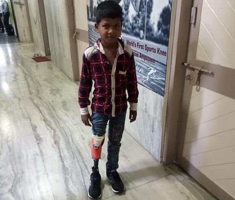 Sunil (Gangrene) 16