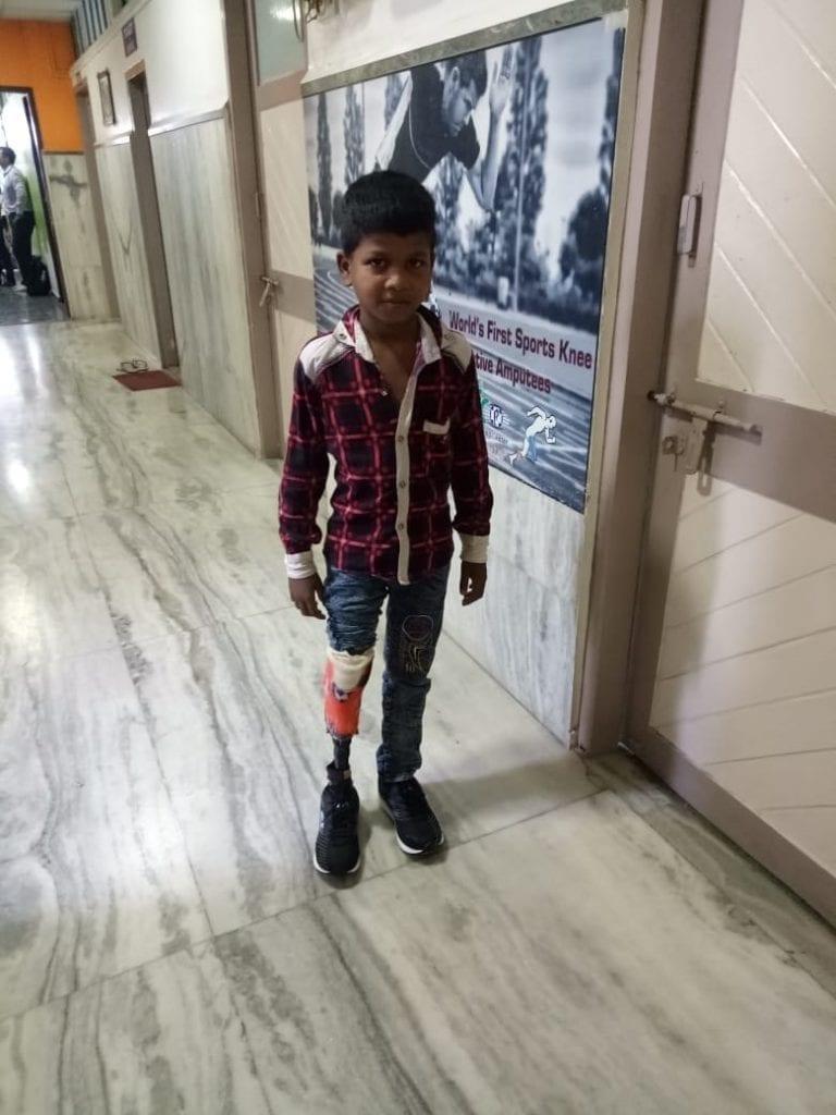 Sunil's Story